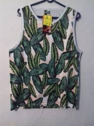 PROMOÇÃO Camisa Regata- Tecido Suplex Alta qualidade e Conforto!<br>