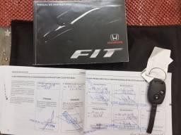 Honda Fit 1.4 Automático Novinho 2 Dono.