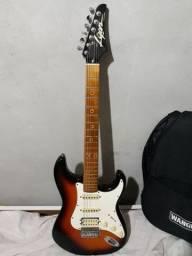 Guitarra whashurmelyon strato