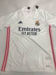 Camisa Real Madrid 20/21