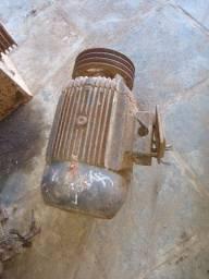 Motor 7,5 CV 1750 RPM TRIFÁSICO
