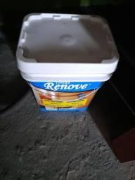 Tinta de piso exterior e interior 18 litro
