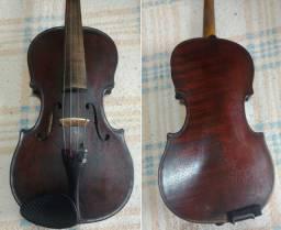 Violino Antigo Antonius Stradivarius Cremonensis Faciebat Ano 1718 - Giannini Tranquilo