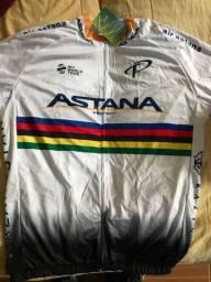 Camisa ciclismo ASTANA