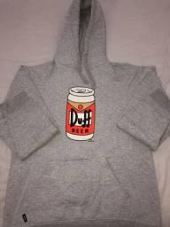 Vendo casaco usado Duff Beer