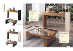 Aparador e mesa de centro 0923 - -entrega e montagem na hora