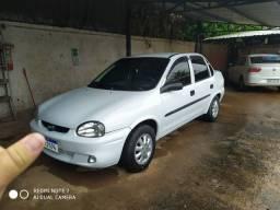 Vendo ou troco Corsa 98/99 GL 1.6 8v