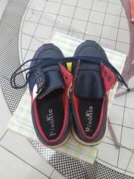 Desapego de calçado
