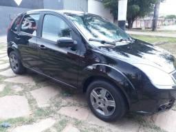 Ford Fiesta 1.0 Mod 2008, Completo, Banco Em Couro, Pneus Novos,