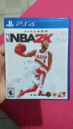 NBA 21 de PS4