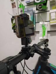 Suporte de celular para bike H'Maston