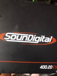 Módulo soundigital 400x2 evo