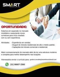 Oportunidade de Emprego