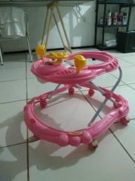 Andador rosa