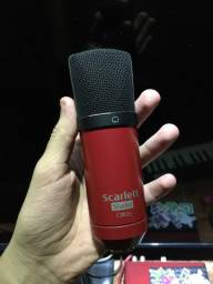 Microfone focusrite CM25 Scarlett studio