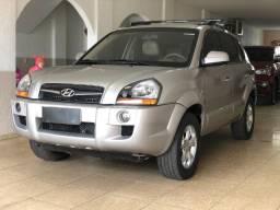 Hyundai Tucson 2.0 GLS Automática, pneus novos, só DF