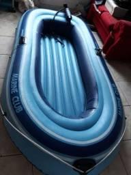 Vendo um  bote marine club