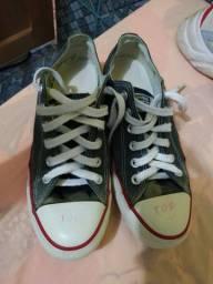Sapato conservado