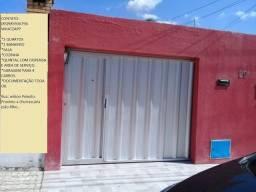 RT-Casa Plana Próximo a Av. Osorio de Paiva, ótima Localização