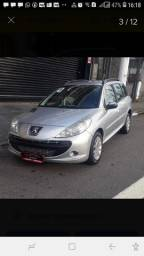 Peugeot  207- SW  SR ano 2009