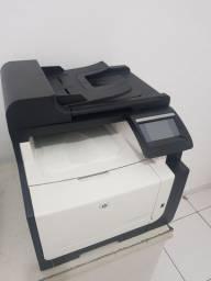 Impressora HP laser Jet colorida cm1415fn
