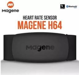 Magene Mover H64 Monitor cardíaco Bluetooth4.0 ANT +