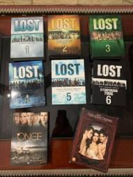 DVDs Temporadas de séries