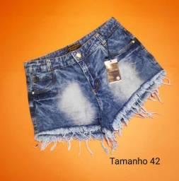 Shorts jeans Multimarcas