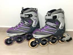 Roller Top Premium Ajustável com Velcro e Cadarço
