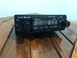 Rádio Bosch Spix am\fm fusca Kombi opala Maverick Chevette  Brasília
