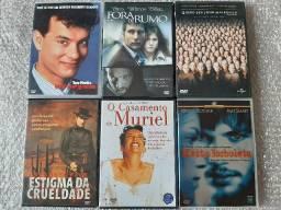 DVDs a R$15 cada - Sem Riscos - Londrina-PR