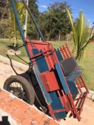 Carroça jundiaí aro21  bem conservada , vendo ou troco