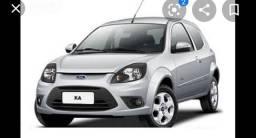 Peças do Ford Ka de 2008 a 2011
