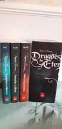 Boa Dragões de Éter (Edição de Colecionador - Editora LeYa)