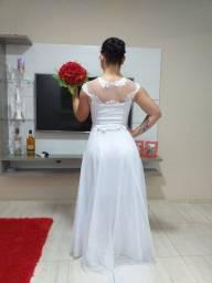 Vendo esse vestido de noiva