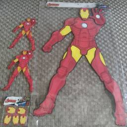 Kit festa Homem de ferro