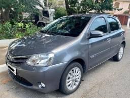 Toyota Etios 1.5 XLS 2015 Flex