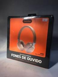 Fones de ouvido - Headset - Alta qualidade [Basike/Inova]