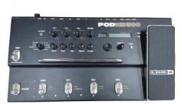 Pedaleira Pod HD 300