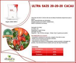 Ultra 20-20-20 Ultrasafra fertilizantes contato 17- *