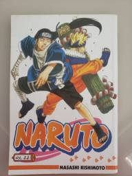 Mangá Naruto n° 23 - R$15,00