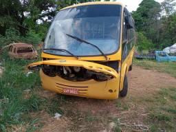 Micro ônibus  neubus 2001 24 lugares motor MWM x10