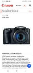 Câmera canon Power shot sx400