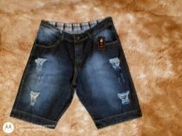 * Bermudas jeans várias marcas!!!