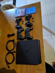 Playstation 4 slim 1 terabyte