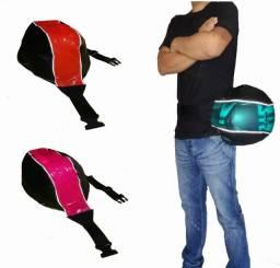 Capas protetoras, impermeáveis e refletivas para capacetes
