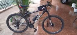 Bike GTS quadro 19 aro 29 com peças Shimano