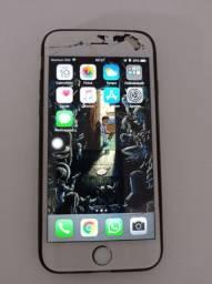 iPhone 6 com defeito