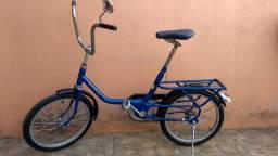 Bicicletas antigas reformadas