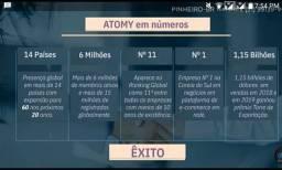 Representante Atomy Brasil